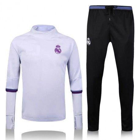 Chándal Real Madrid 2016 2017 Blanco