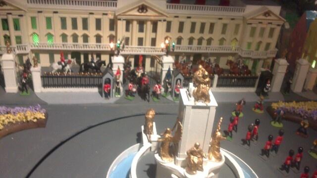 Buckingham palace model