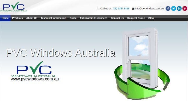 PVC Windows, one of the reputed companies in Australia offers an extensive range of doors and windows that perfectly match and complements your home decor.  #PVCWindowsAustralia, #PvcWindows