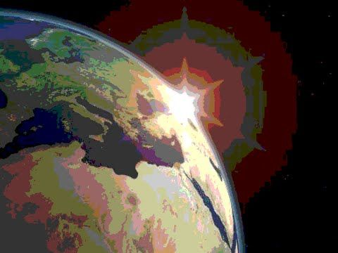 Extreme Earth Events: Earth Wears Out Like A Garment