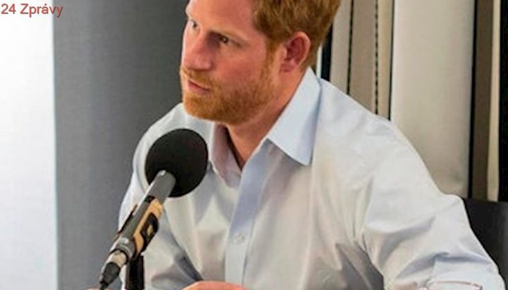 Prince Harry interviews Obama for radio show
