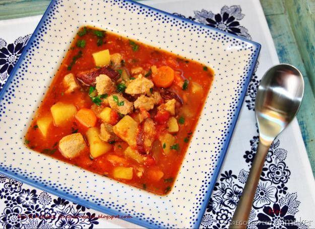 Zupa katalońska
