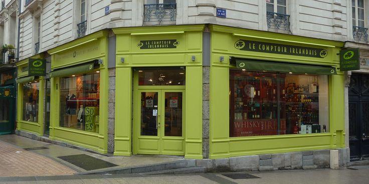 Le Comptoir Irlandais d'Angers. #angers