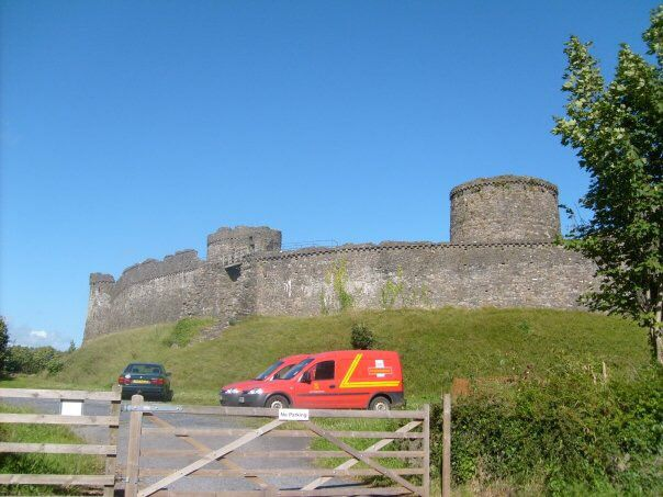 Kidwelly Castle