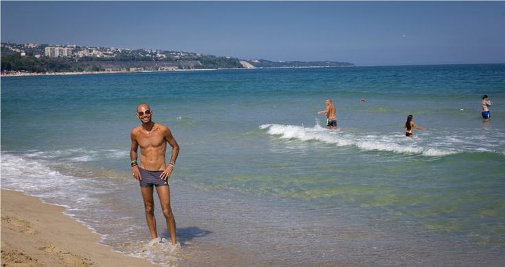 """Nicola, di """"Sognando la Thailandia, sulla spiaggia di Varna"""