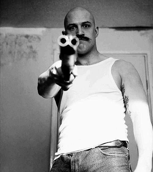 Tommy as Charles Bronson / Michael Peterson - Bronson (2008) / TH0030A