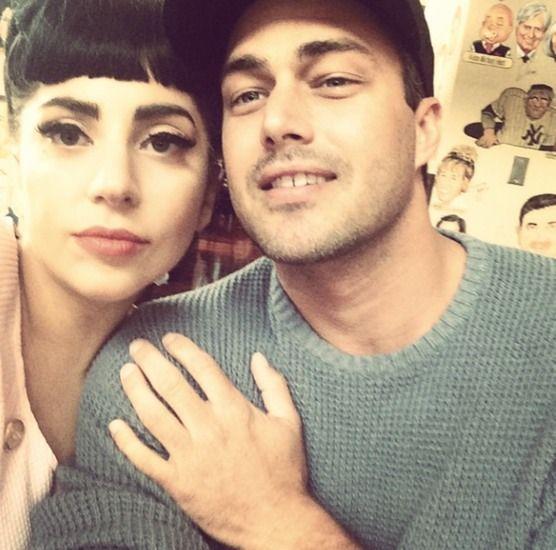 How Did Lady Gaga & Taylor Kinney Meet? Their Romance Began in a Bathtub… Sorta   Bustle