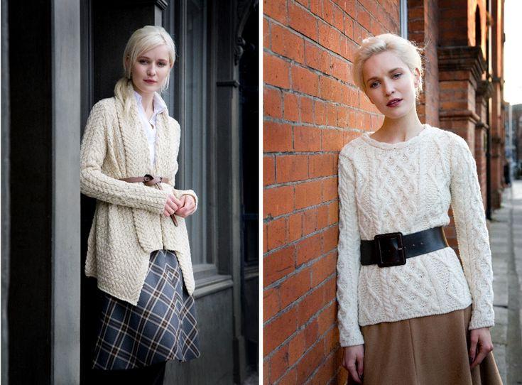 IEK Aran Sweater Shapes