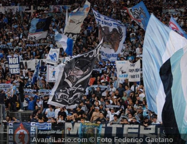 Una cartolina dalla Capitale; SS Lazio vs Genoa #ultras S.S. Lazio Pagina Ufficiale Lazio Lazio