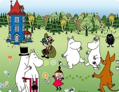 Moomin World in Naantali, Länsi-Suomen Lääni