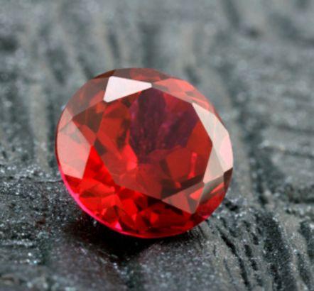 TOPAZ CZERWONY - Właściwości i Moc Kamieni Szlachetnych w Biżuterii PASIÓN
