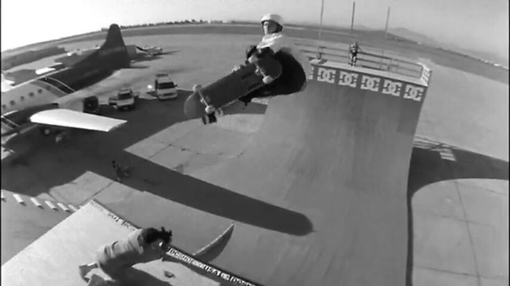 Colin Mckay skating the ultimate ramp, doing a 180 degree melon #skateboarding #ultimate #180degree melon