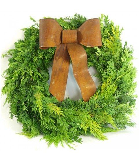 Best 25 rost deko ideas on pinterest holzengel for Deko rost weihnachten