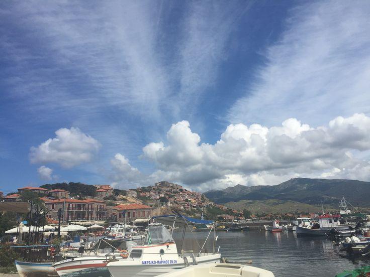 Molyvos, Lesvos, Greece ❤️