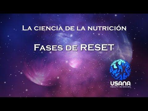 Las 3 Fases de RESET™ - USANA ESPAÑOL   USANA MEXICO   US-Spanish   COLO...