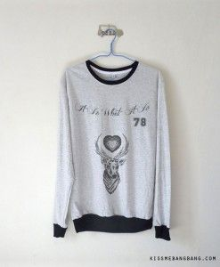 Luis Tomlinson Tattoo Sweatshirt $15.99 ; Louis Tomlinson ; One Direction Sweater ; #1D ; Fangirl ; Graphic Tees ; Tumblr  ; Teen Fashion ; Shop more #OneDirection fashion at http://kissmebangbang.com/product-category/one-direction/