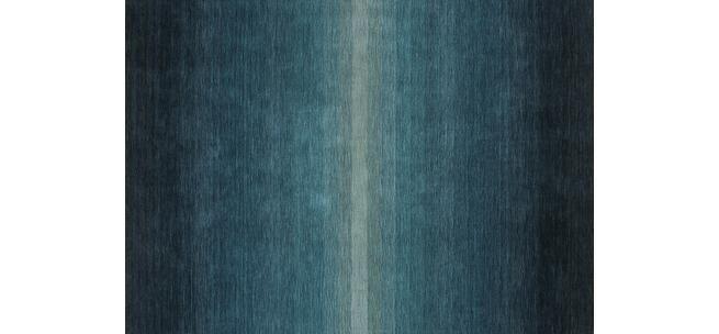 Viskose-Teppich Graduation jade, ca. 170x240 cm, handgetuftet - von Spitzhüttl Home Company