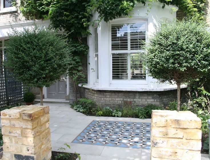 1000 ideas about kerb appeal on pinterest porches - Front garden ideas victorian house ...