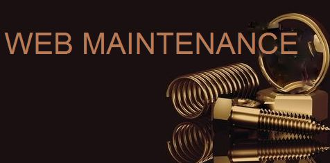 Timely #webmaintenance is necessary for your business to keep up the latest trends and give a smooth user experience!  #WebsiteMaintenance #WebsiteDesign #WebDesigner #WebDevelopment #WebDeveloper #Ecommerce #SEO #DigitalMarketing #SMO #InternetMarketing #Ranking #Traffic Get in touch with us FB https://www.facebook.com/Websitedesignworldwide twitter https://twitter.com/skynetindia G+ https://plus.google.com/100014131291245438673