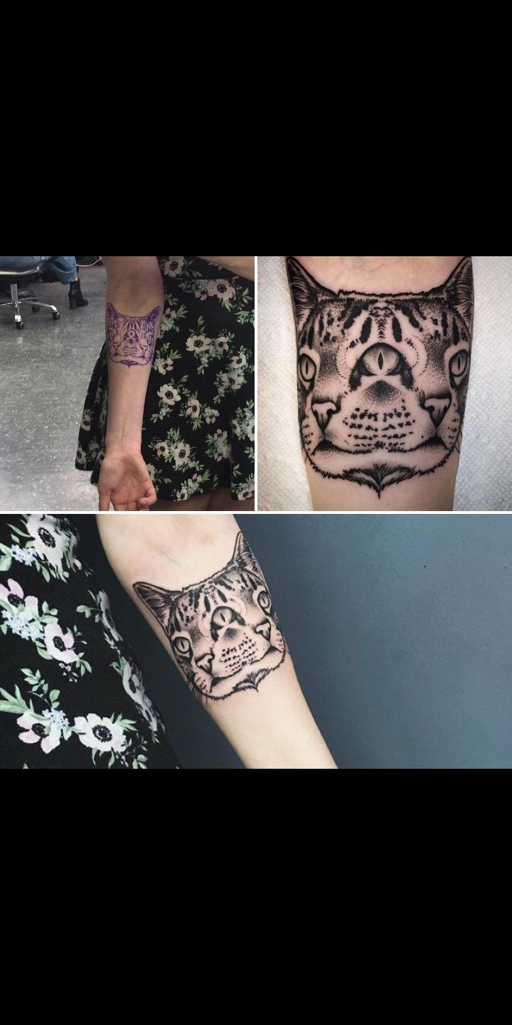 Pin By Lisa Harris On Tattoos In 2019 Tattoos Cat Tattoo Two