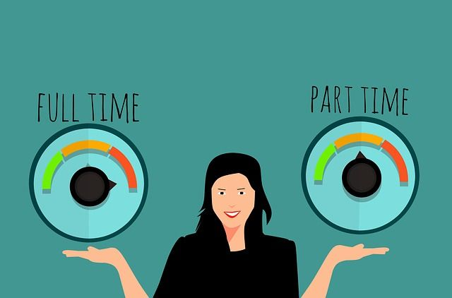 Free Image On Pixabay Part Time Job Full Time Job Part Time Jobs Online Jobs Job Guide