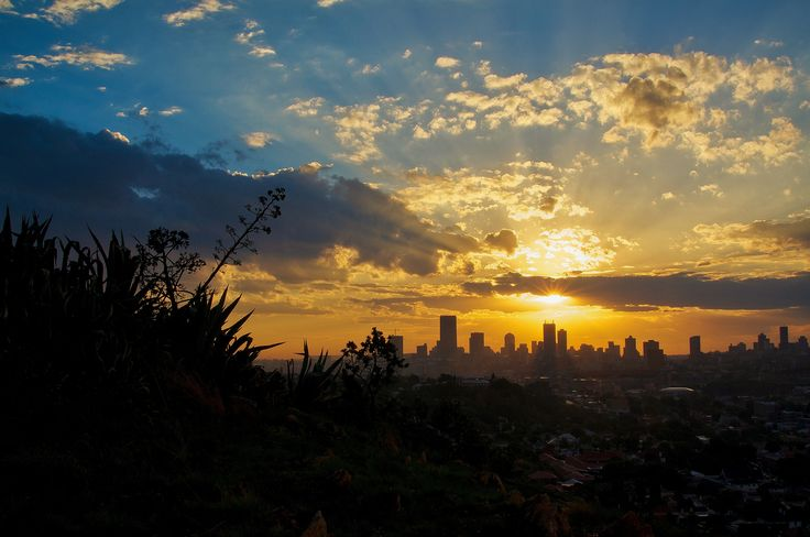 city of gold by Lionel du Plessis on 500px