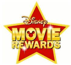 DISNEY MOVIE REWARDS $$ New – 10 FREE Points!