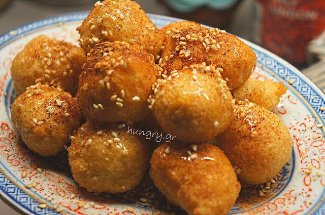 Kitchen Stories: Loukoumades:Fried Greek Honey Puffs