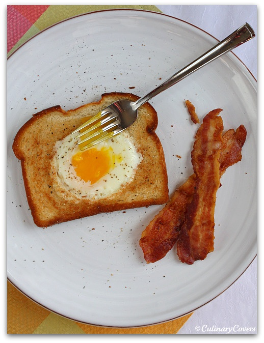 Nest Egg And Bacon