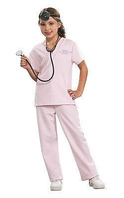 Details about CHILD GIRLS VET VETERINARIAN ANIMALPET DOCTOR FANCY DRESS…