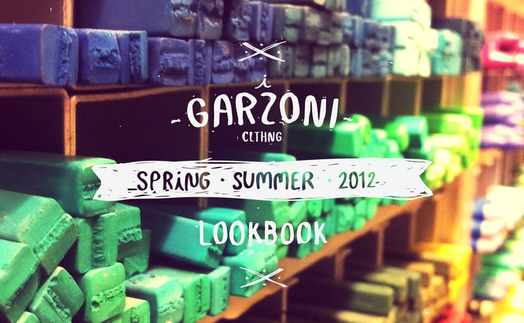 I Garzoni • LookBook • 2012