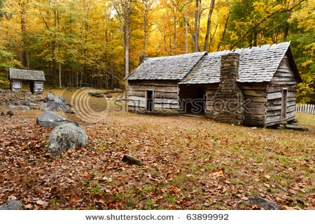 1000 images about old cabins in the mountains on for Smoky mountain cabins on the water