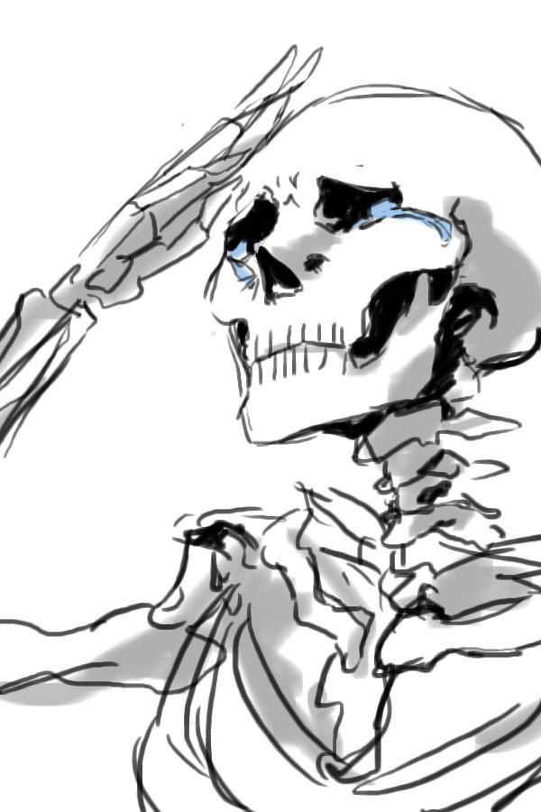 Waiting Skeleton Meme Generator - Imgflip  Skeleton Laughing Meme