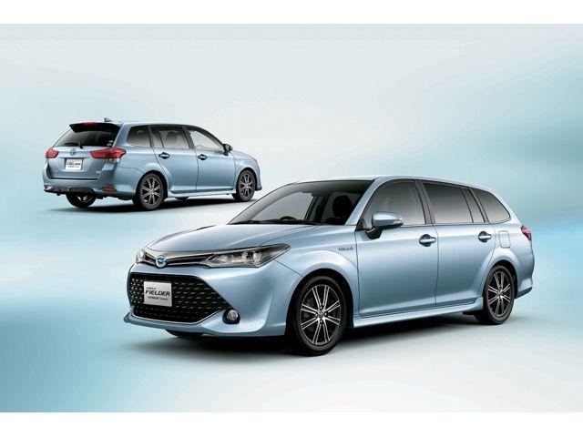 トヨタ カローラ フィールダー/Toyota Corolla Fielder