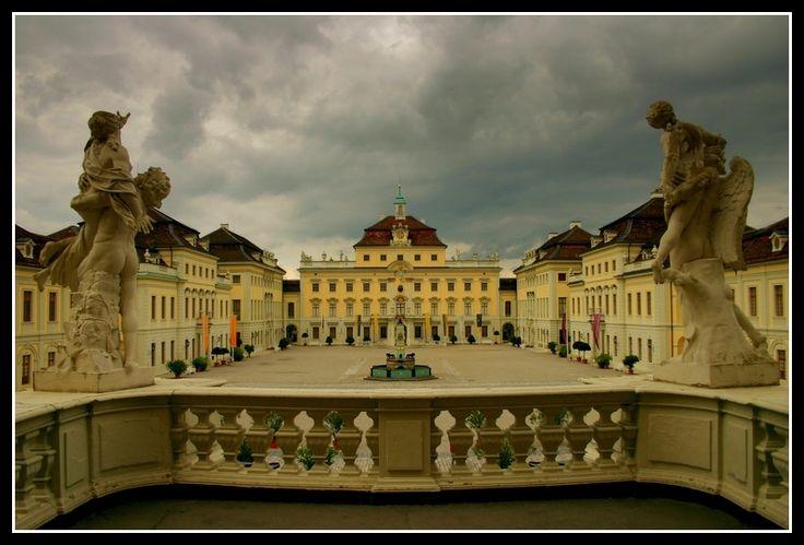 Ludwigsburg Schlosshof
