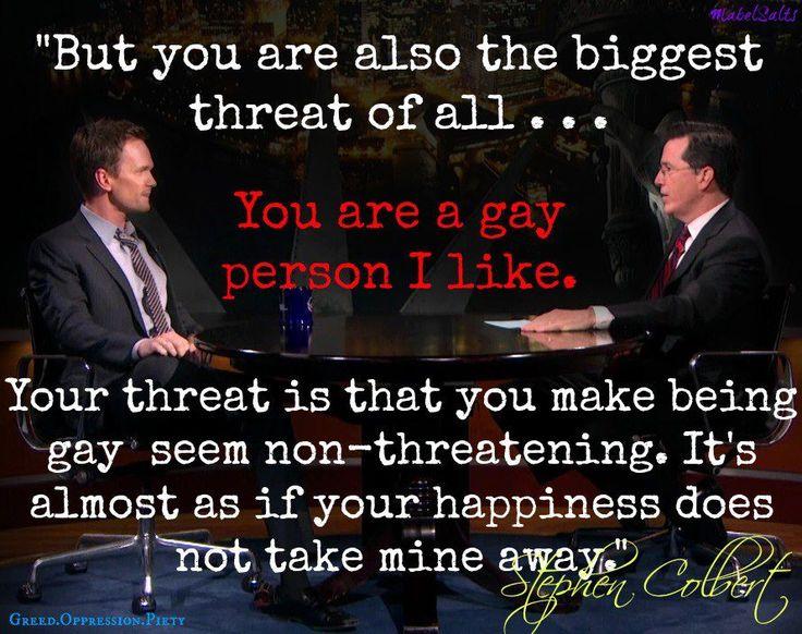 What Happens When A Pretend Homophobe Meets Neil Patrick Harris?