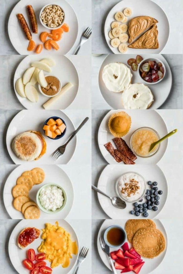 1001 Ideas De Desayunos Saludables Y Faciles De Hacer En Casa Recetas De Comida Fáciles Desayuno Desayuno Para Niños