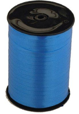 500m Roll Curling Ribbon - Royal Blue