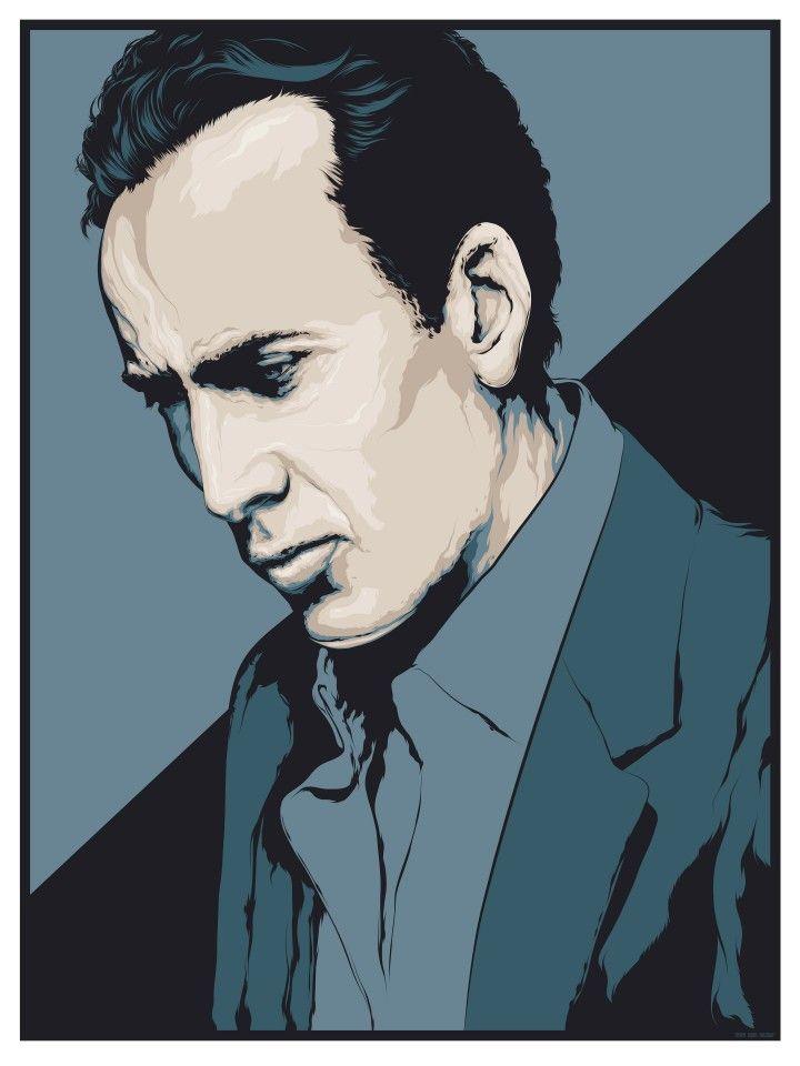 Постер Nicolas Cage - Николас Кейдж