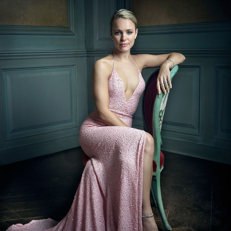 Mark Seliger's Portraits From the 2016 Vanity Fair Oscar Party - Rachel McAdams