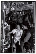 "Constantine Manos GREECE. Karpathos. Olympos. 1964. In church. ""A Greek Portfolio"""
