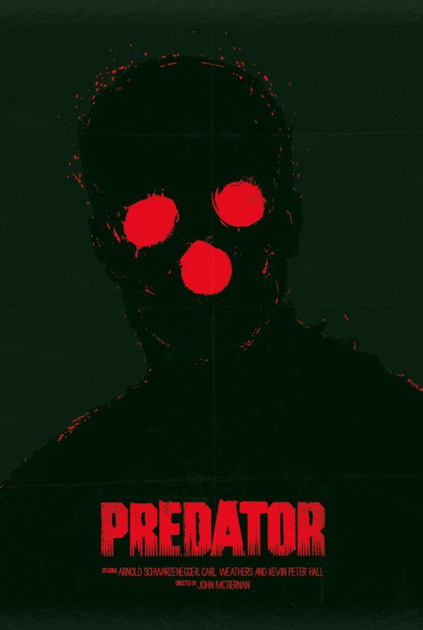 "Predator ""I'm gonna have me some fun"""