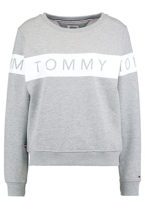 bestil  Hilfiger Denim Sweatshirts - grey til kr 699,00 (19-05-17). Køb hos Zalando og få gratis levering.