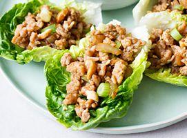 Chinese sla wraps met kip