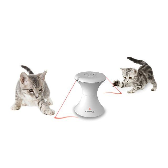 Dart Duo Laser Cat Toy #Cat, #Laser, #Toy