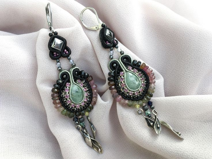 A personal favorite from my Etsy shop https://www.etsy.com/listing/539024725/bohemian-vintage-style-earrings-with
