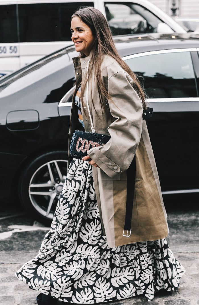 How these street style stars winter-proof their skirts, plus our picks for getting the perfect look.