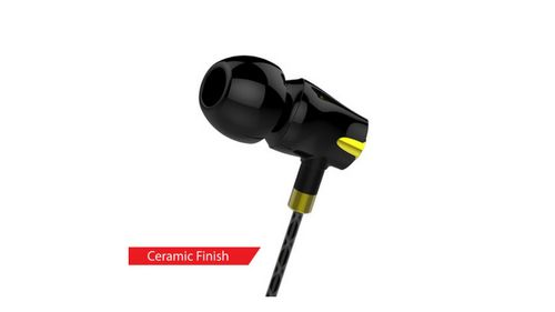 Boat Nirvaana Bliss Ceramic In-Ear earphone with Mic Deal Price: ₹899 boAt BassHeads Nirvaana Bliss CE-1 ceramic earphones are designed to give you an experience which no other brand can match. It has an incredible sonic clarity with super extra bass. It is not a plastic earphone – It is purely ceramic. With tangle free superior coated cables, you are expected to be hassle free. As the headphones feature 8mm drivers, they give you clear sound with that powerful bass. In-built noise…
