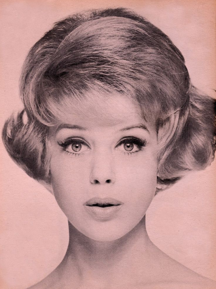 17 Best images about Hairstyle 1950s and 1960s on ...