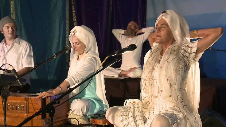 Kundalini Yoga for Circulation and Detoxification by Snatam Kaur & Gurmukh, via YouTube.